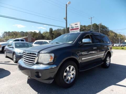 2008 Chrysler Aspen for sale at Deer Park Auto Sales Corp in Newport News VA
