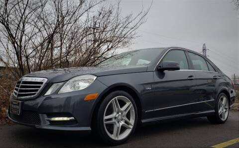 2012 Mercedes-Benz E-Class for sale at The Motor Collection in Columbus OH