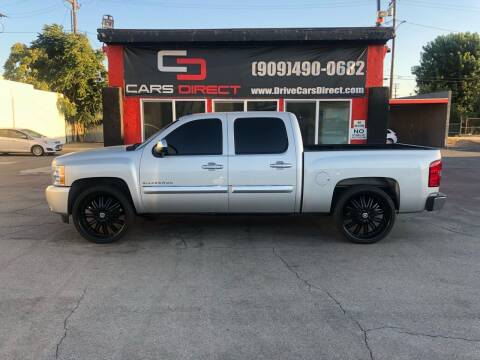 2011 Chevrolet Silverado 1500 for sale at Cars Direct in Ontario CA