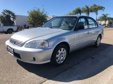 2000 Honda Civic for sale at Ricos Auto Sales in Escondido CA