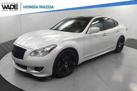 2012 Infiniti M37 for sale at Stephen Wade Pre-Owned Supercenter in Saint George UT
