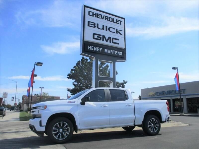 2021 Chevrolet Silverado 1500 for sale in Leavenworth, KS
