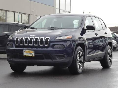 2014 Jeep Cherokee for sale at Loudoun Motor Cars in Chantilly VA