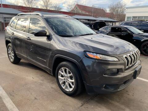2018 Jeep Cherokee for sale at Excellence Auto Direct in Euless TX