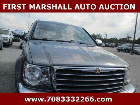 2009 Chrysler Aspen for sale at First Marshall Auto Auction in Harvey IL