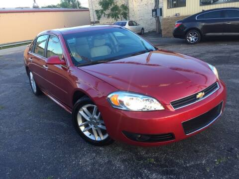 2015 Chevrolet Impala Limited for sale at Some Auto Sales in Hammond IN