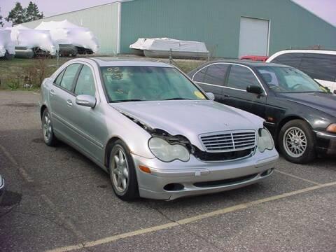2002 Mercedes-Benz C-Class for sale at VOA Auto Sales in Pontiac MI