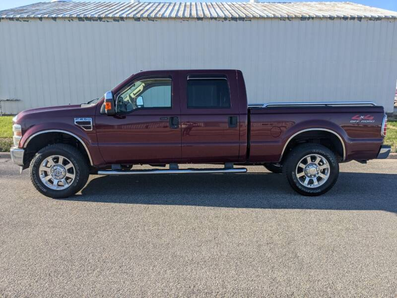 2008 Ford F-250 Super Duty for sale at TNK Autos in Inman KS