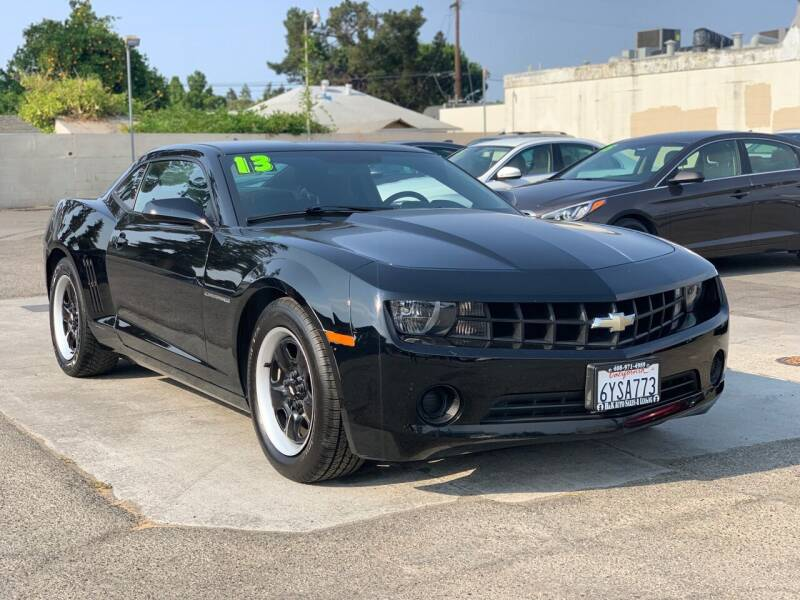 2013 Chevrolet Camaro for sale at H & K Auto Sales & Leasing in San Jose CA