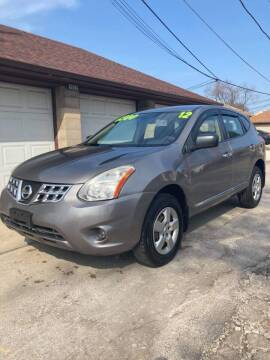2012 Nissan Rogue for sale at Square Business Automotive in Milwaukee WI