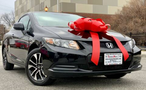 2013 Honda Civic for sale at Speedway Motors in Paterson NJ