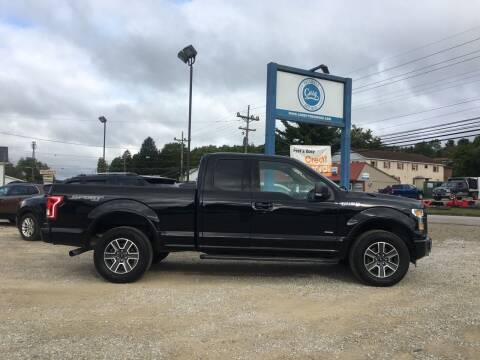 2016 Ford F-150 for sale at Corry Pre Owned Auto Sales in Corry PA