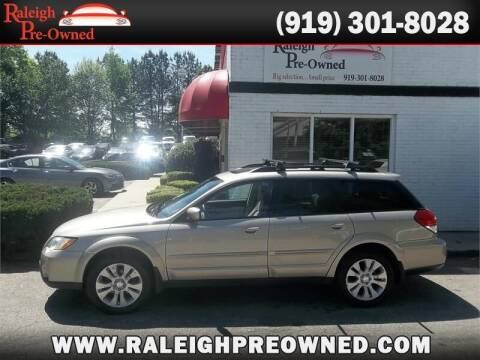 2009 Subaru Outback for sale at Raleigh Pre-Owned in Raleigh NC