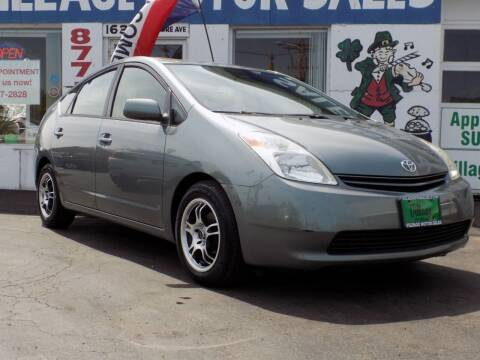 2005 Toyota Prius for sale at Village Motor Sales in Buffalo NY