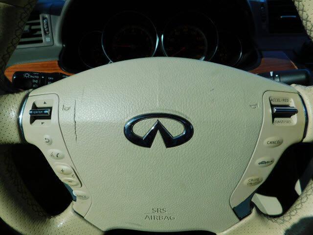 2007 Infiniti M35 AWD x 4dr Sedan - Madison TN