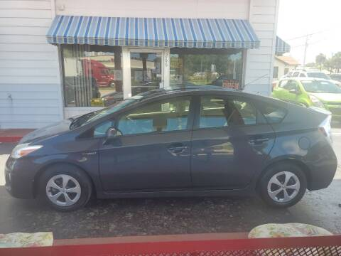 2012 Toyota Prius for sale at Riviera Auto Sales South in Daytona Beach FL