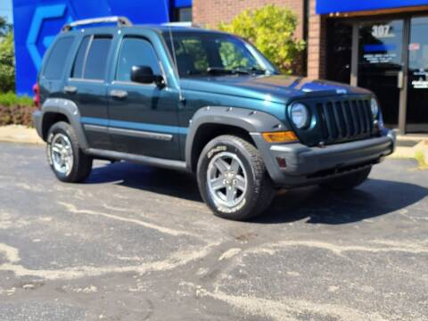 2006 Jeep Liberty for sale at Mighty Motors in Adrian MI