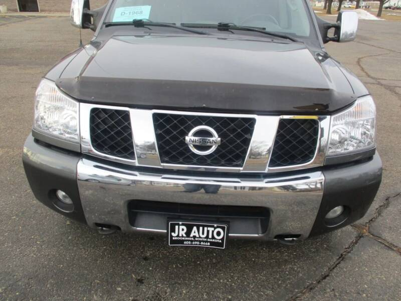 2006 Nissan Titan for sale at JR Auto in Brookings SD