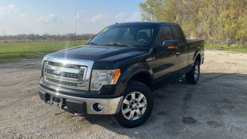 2014 Ford F-150 for sale at ROUTE 6 AUTOMAX in Markham IL