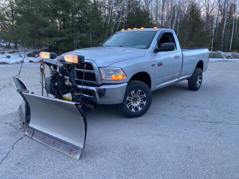 2010 Dodge Ram Pickup 2500 for sale at Granite Auto Sales in Spofford NH