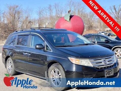 2012 Honda Odyssey for sale at APPLE HONDA in Riverhead NY