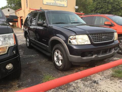 2002 Ford Explorer for sale at Used Car City in Tulsa OK