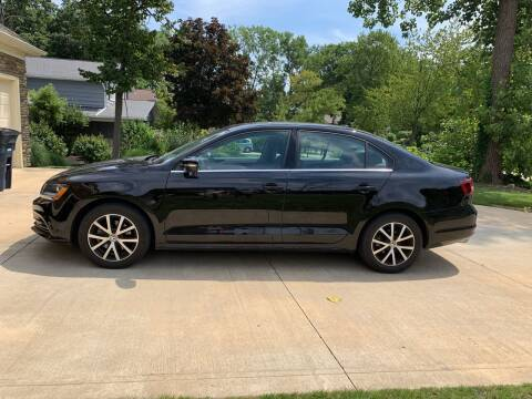 2017 Volkswagen Jetta for sale at Renaissance Auto Network in Warrensville Heights OH