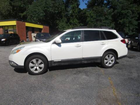2010 Subaru Outback for sale at Atlanta's Best Auto Brokers in Marietta GA