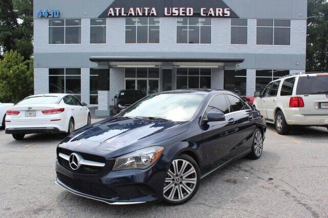 2018 Mercedes-Benz CLA for sale in Lilburn, GA