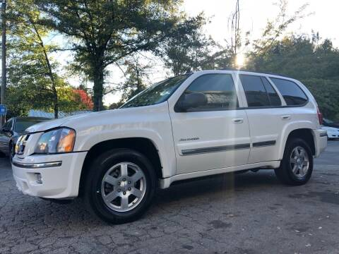 2008 Isuzu Ascender for sale at GTO United Auto Sales LLC in Lawrenceville GA