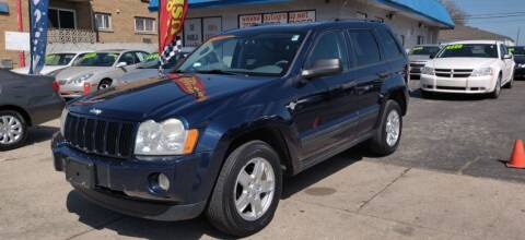 2005 Jeep Grand Cherokee for sale at Nationwide Auto Group in Melrose Park IL