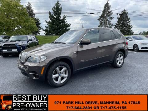 2011 BMW X5 for sale at Best Buy Pre-Owned in Manheim PA