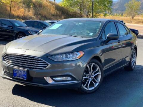 2017 Ford Fusion for sale at Lakeside Auto Brokers in Colorado Springs CO