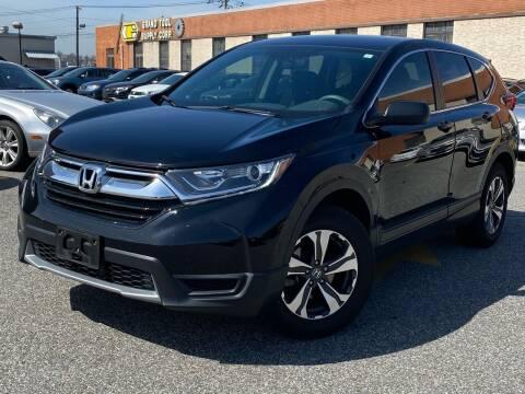2018 Honda CR-V for sale at MAGIC AUTO SALES - Magic Auto Prestige in South Hackensack NJ