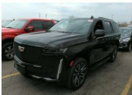 2021 Cadillac Escalade for sale at Action Motor Sales in Gaylord MI