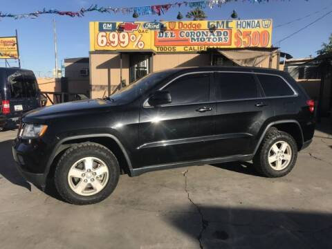 2013 Jeep Grand Cherokee for sale at DEL CORONADO MOTORS in Phoenix AZ