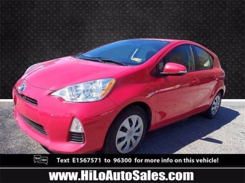 2014 Toyota Prius c for sale at BuyFromAndy.com at Hi Lo Auto Sales in Frederick MD