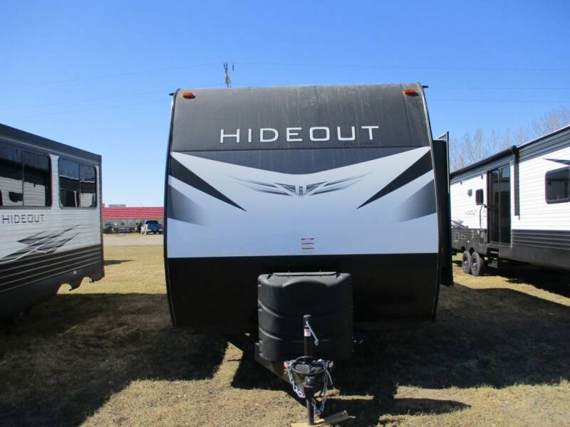 2021 Keystone Hideout 38 BHDS for sale at Lakota RV - New Travel Trailers in Lakota ND