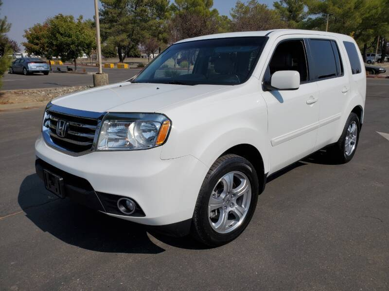 2012 Honda Pilot for sale at Matador Motors in Sacramento CA