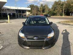 2013 Ford Focus for sale at Popular Imports Auto Sales in Gainesville FL