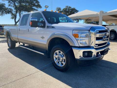 2013 Ford F-350 Super Duty for sale at Thornhill Motor Company in Hudson Oaks, TX