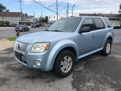 2008 Mercury Mariner for sale at JB Auto Sales in Schenectady NY
