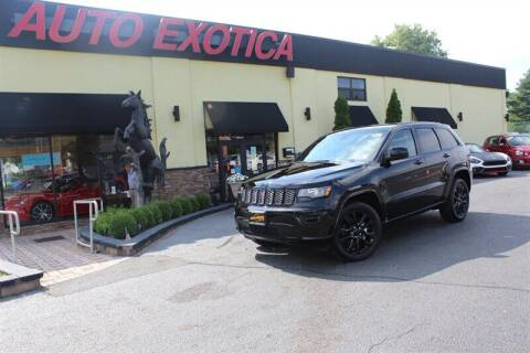 2020 Jeep Grand Cherokee for sale at Auto Exotica in Red Bank NJ