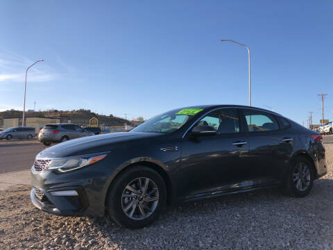 2020 Kia Optima for sale at 1st Quality Motors LLC in Gallup NM