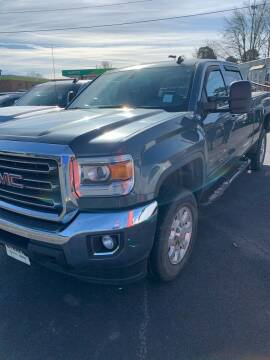 2015 GMC Sierra 2500HD for sale at BRYANT AUTO SALES in Bryant AR