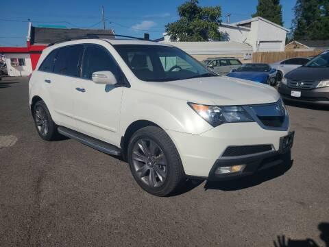 2010 Acura MDX for sale at Universal Auto Sales in Salem OR