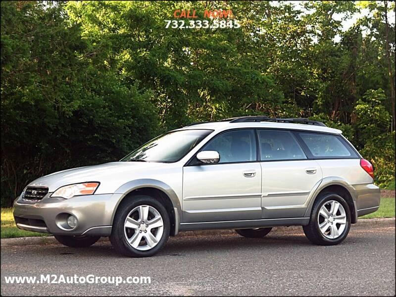 2006 Subaru Outback for sale at M2 Auto Group Llc. EAST BRUNSWICK in East Brunswick NJ
