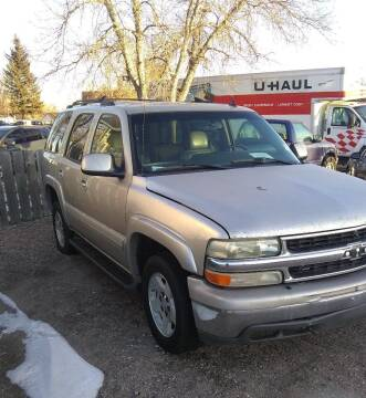 2006 Chevrolet Tahoe for sale at Good Guys Auto Sales in Cheyenne WY