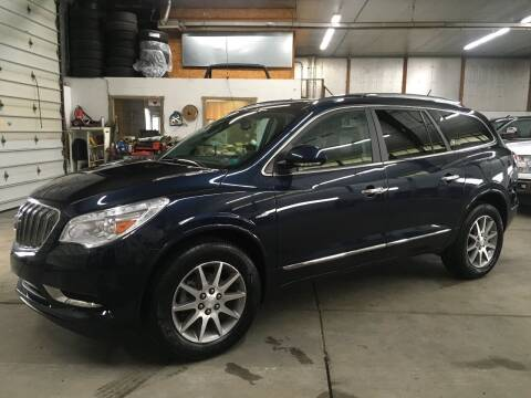2015 Buick Enclave for sale at T James Motorsports in Gibsonia PA