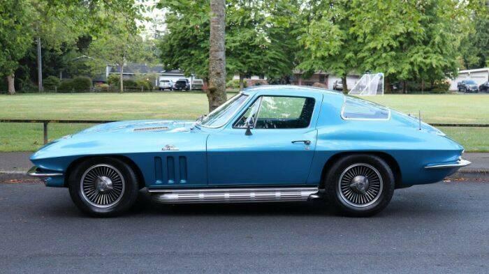 1966 Chevrolet Corvette for sale in Cadillac, MI